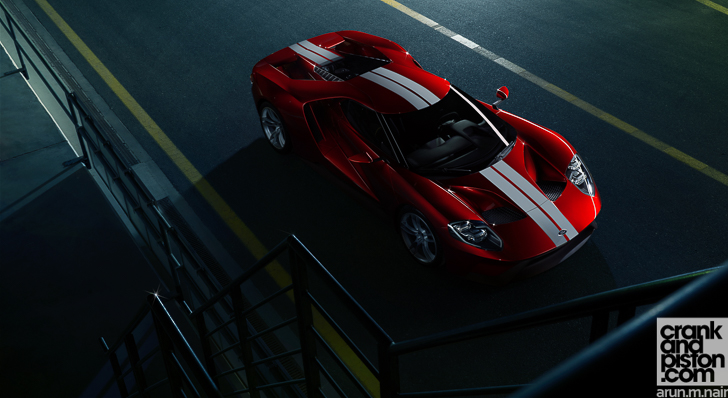 Poster Heroes Ford GT-1