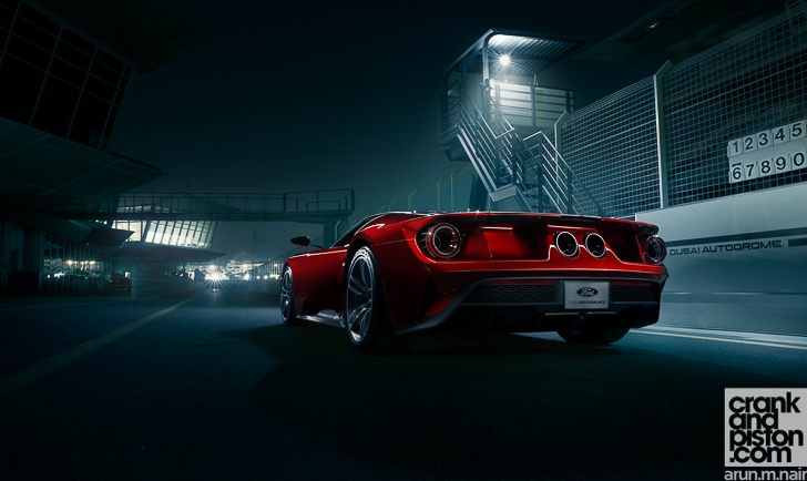 Poster Heroes Ford GT-2