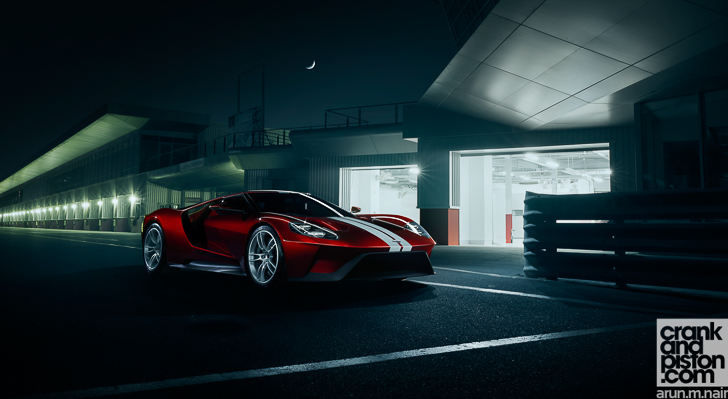 Poster Heroes Ford GT-3