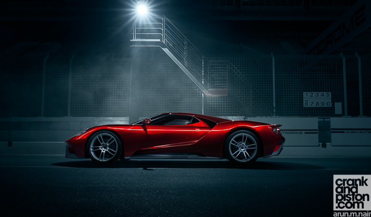Poster Heroes Ford GT-4