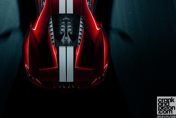 Poster Heroes Ford GT-6
