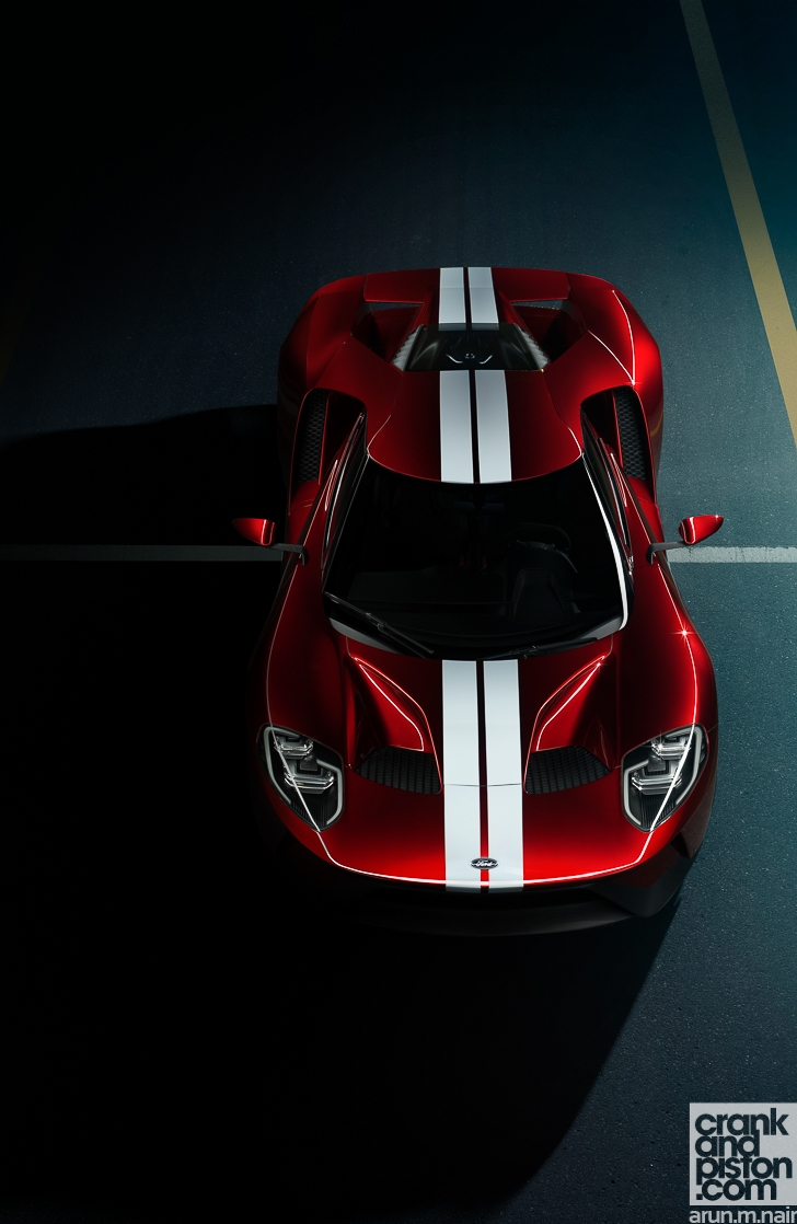 Poster Heroes Ford GT-7