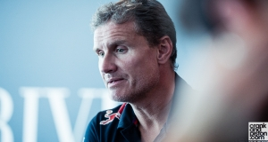 Quick Chat with David Coulthard