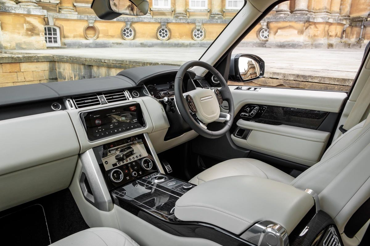 Range Rover PHEV review-13