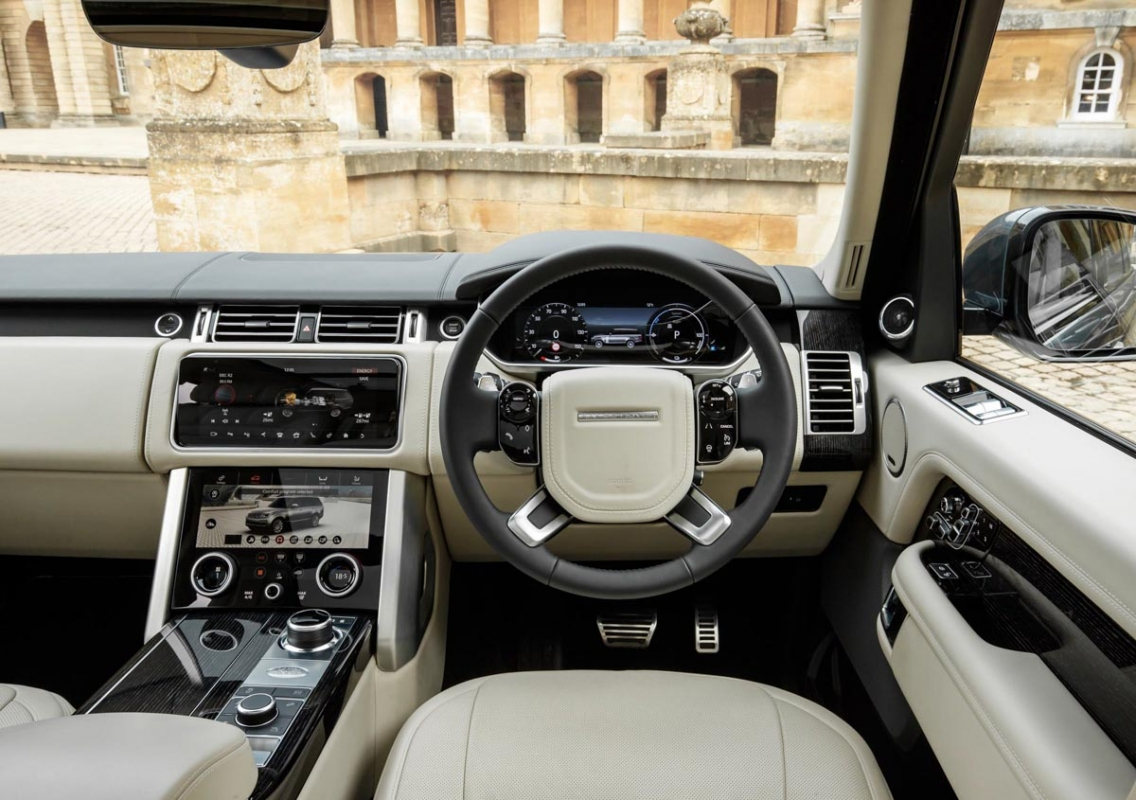 Range Rover PHEV review-14