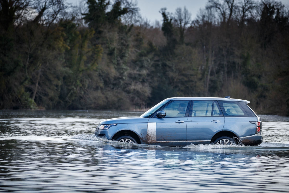 Range Rover PHEV review-7