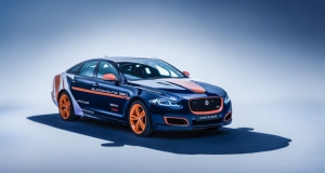 Rapid Response Vehicle Jaguar XJR