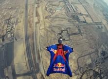 Red Bull WEC Bahrain wing suit Jokke Sommer Abdo Feghali 06