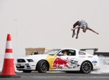 2014 Red Bull Car Park Drift Kuwait 02