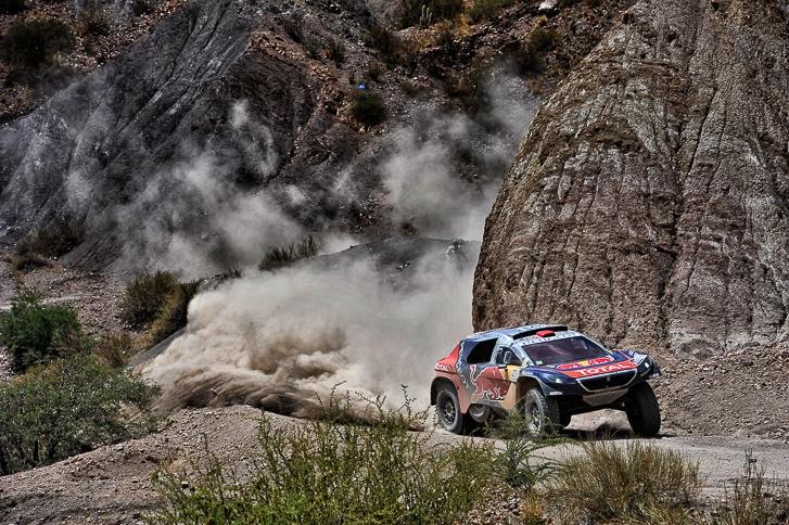Red Bull Peugeot 2008 DKR-1