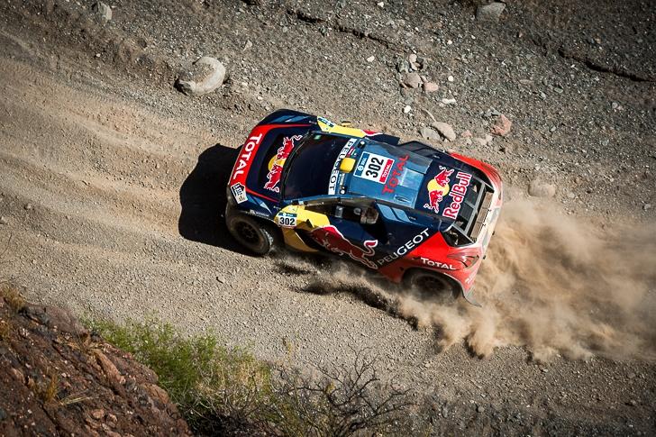 Red Bull Peugeot 2008 DKR-10