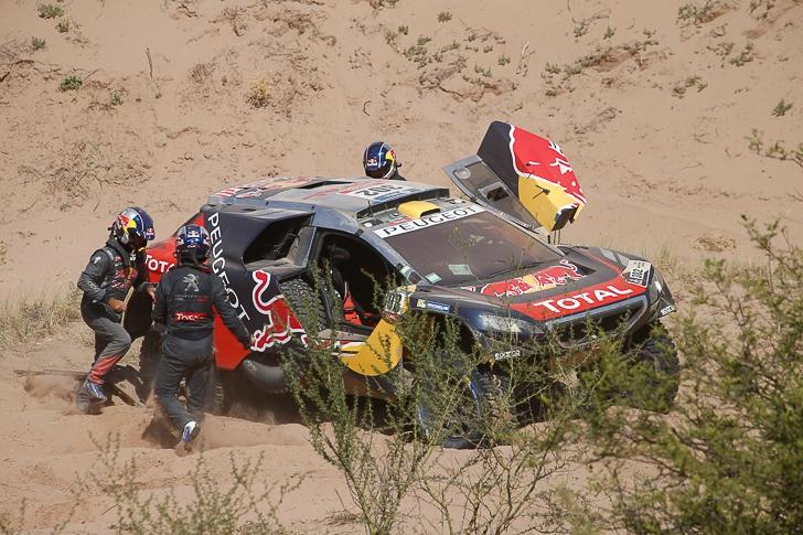Red Bull Peugeot 2008 DKR-13