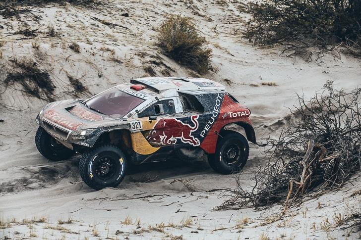 Red Bull Peugeot 2008 DKR-14
