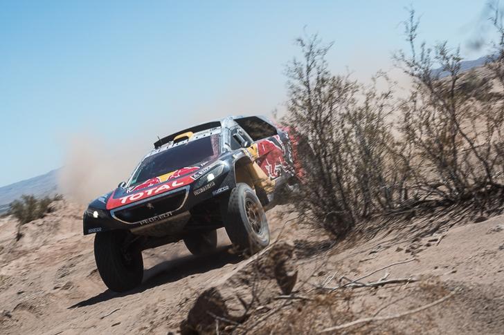 Red Bull Peugeot 2008 DKR-18