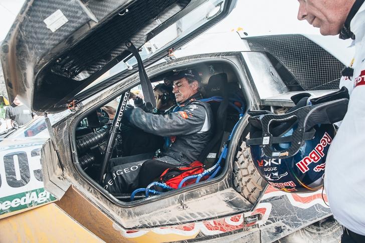 Red Bull Peugeot 2008 DKR-2