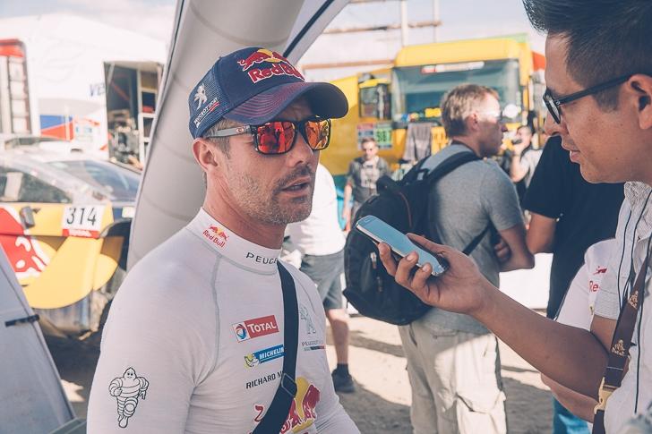 Red Bull Peugeot 2008 DKR-4