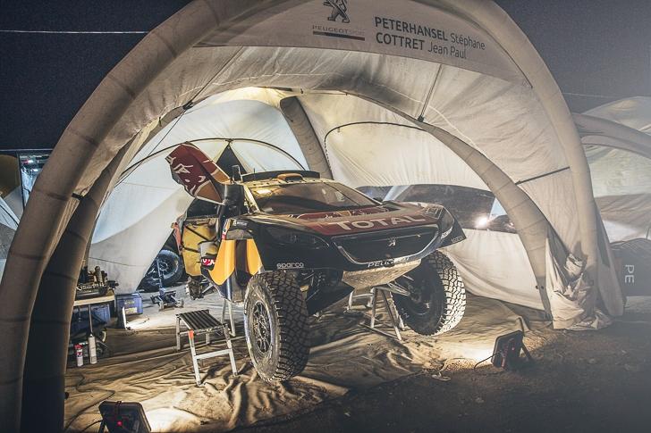 Red Bull Peugeot 2008 DKR-6