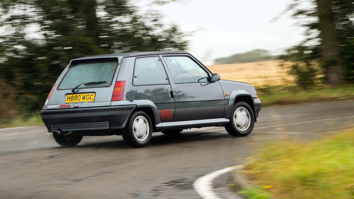 Renault 5 Gt Turbo Review History Prices And Specs