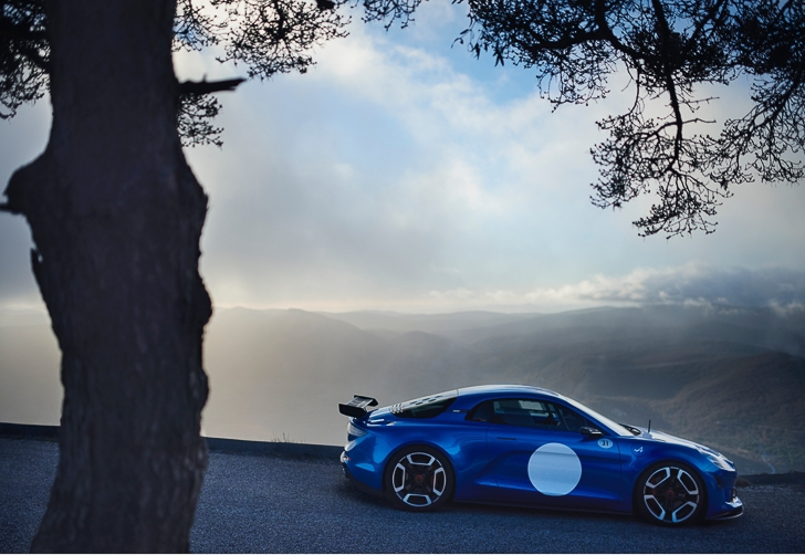 Renault Alpine Vision Concept 17