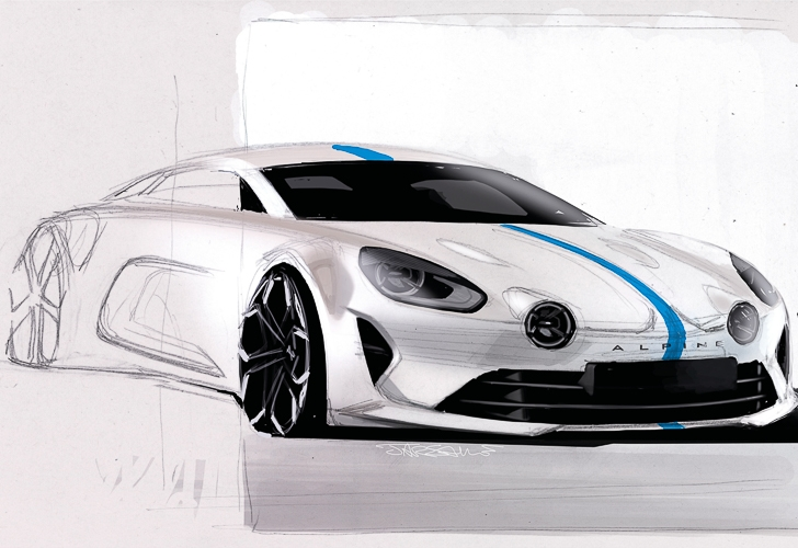 Renault Alpine Vision Concept 20