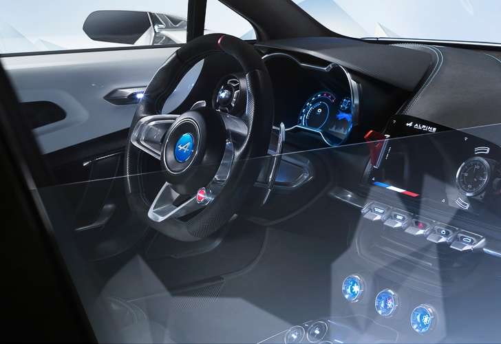 Renault Alpine Vision Concept 13