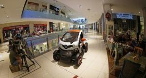 Renault Twizys Dubai Mall