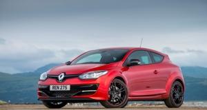RenaultSport Megane Unveiled