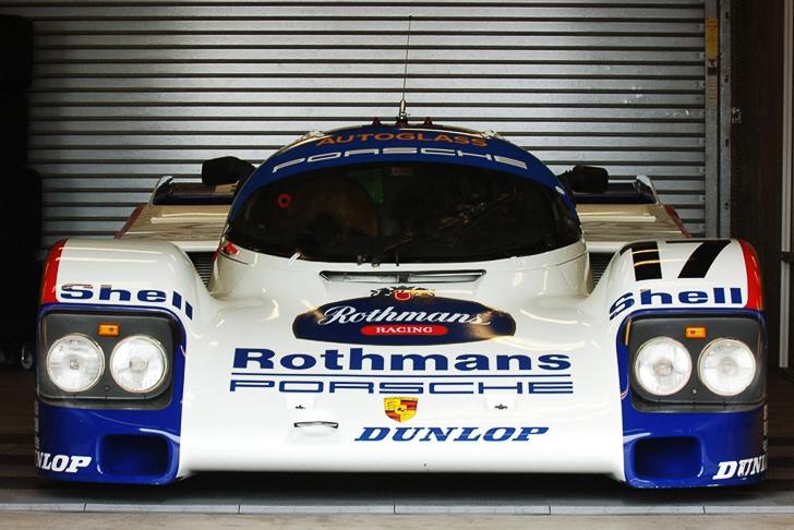 Porsche Rennsport Reunion Bill Warner-1