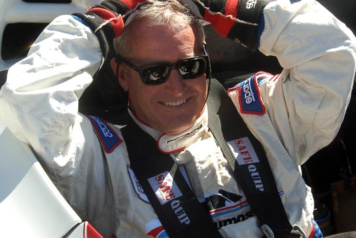 Porsche Rennsport Reunion Bill Warner-10
