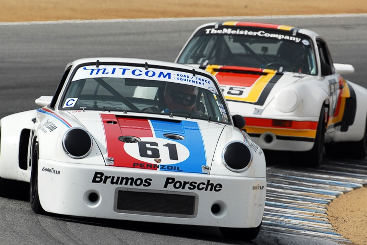 Porsche Rennsport Reunion Bill Warner-14