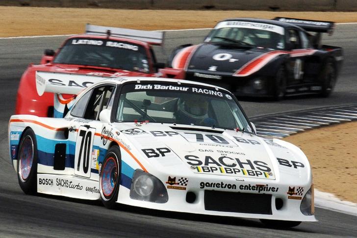 Porsche Rennsport Reunion Bill Warner-15