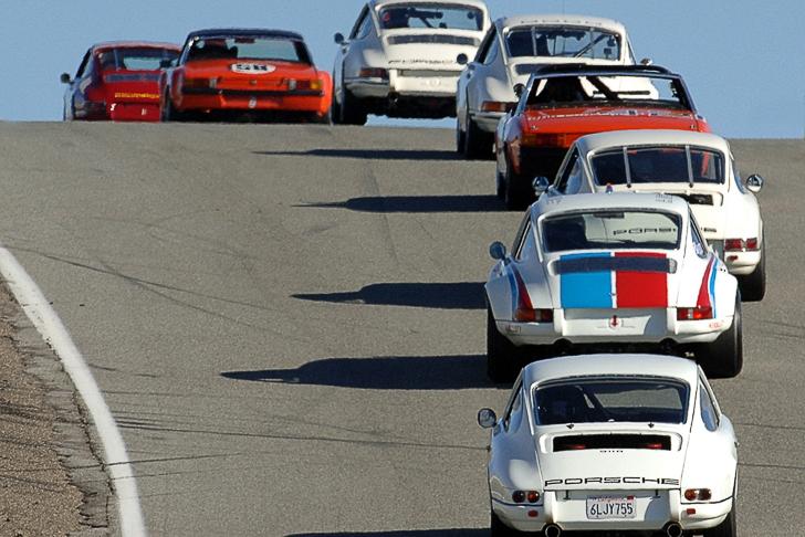 Porsche Rennsport Reunion Bill Warner-16