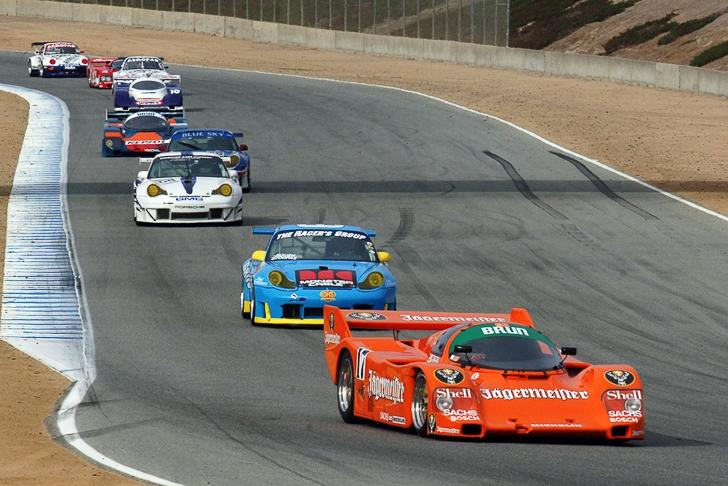 Porsche Rennsport Reunion Bill Warner-17