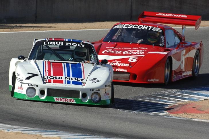 Porsche Rennsport Reunion Bill Warner-6