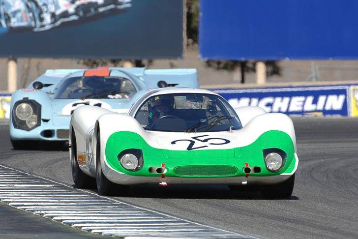 Porsche Rennsport Reunion Bill Warner-8