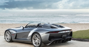 Rezvani Motors. The Beast