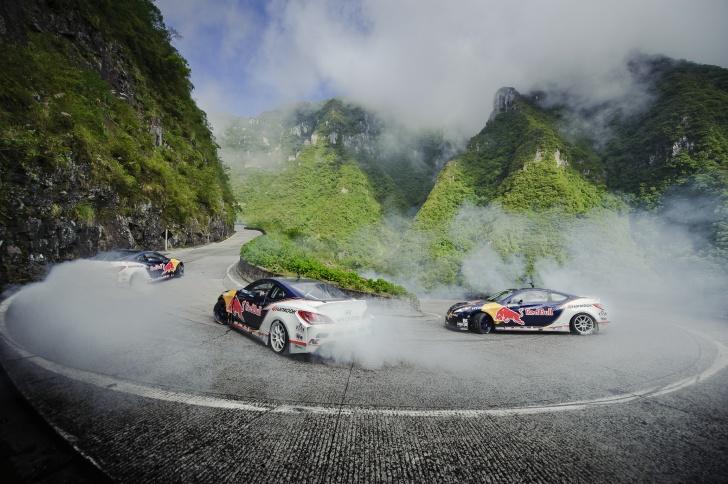 Red Bull Drifting Xtreme