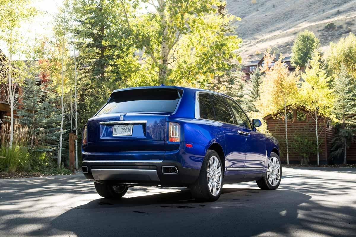 Rolls-Royce Cullinan review-19