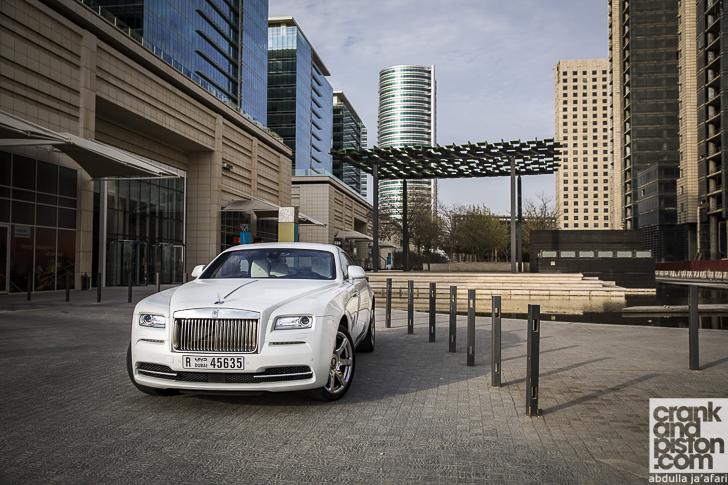 Rolls-Royce Wraith Inspired by Fashion 01