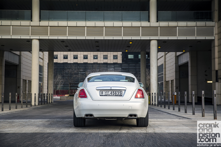 Rolls-Royce Wraith Inspired by Fashion 03
