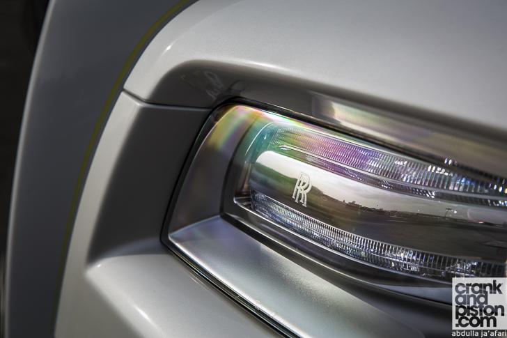 Rolls-Royce Wraith Inspired by Fashion 05