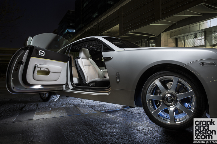 Rolls-Royce Wraith Inspired by Fashion 17