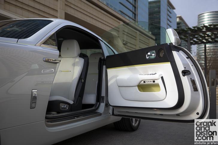 Rolls-Royce Wraith Inspired by Fashion 11