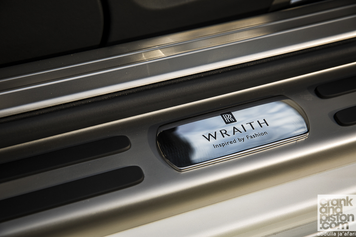 Rolls-Royce Wraith Inspired by Fashion 13