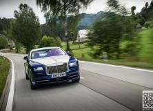 Rolls-Royce Wraith 10