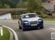 Rolls-Royce Wraith 16