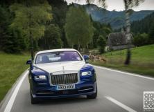Rolls-Royce Wraith 18