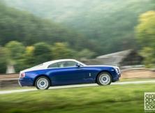 Rolls-Royce Wraith 14