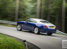 Rolls-Royce Wraith 17