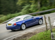 Rolls-Royce Wraith 19